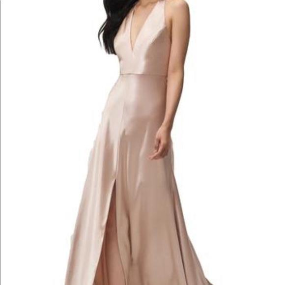 ff0e6e9075a Jenny Yoo Dresses   Skirts - Jenny Yoo Corinne Blush Bridesmaid Dress size  10